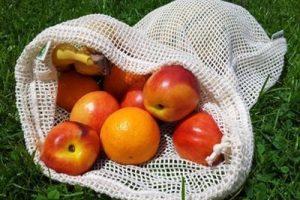 Gebruik jij al herbruikbare zakjes voor groente en fruit?