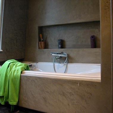 Ecowonen | Badkamer zonder tegels helemaal van Nu