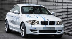 BMW 1-Series ActiveE electric concept car