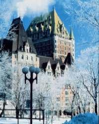 Fairmont Chateau Frontenac, Quebec