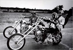 "Remembering Dennis Hopper, Taos, ""Easy Rider"", Hippies and Harleys"