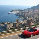 Drive a Ferrari on the French Riviera
