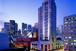 W San Francisco is LEED certified green hotel