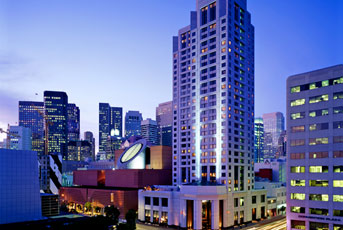 Best Green Hotels in USA: W San Francisco