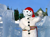 Quebec Winter Carnival 2011 is World's Largest Snow Festival