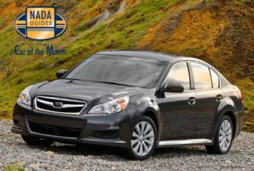 Best 2011 Cars Under $20,000: 2011 Subaru Legacy
