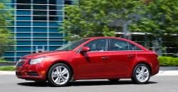 Best 2011 Cars under $20,000: 2011 Chevrolet Cruze