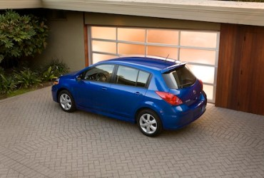 Best cars under $15,000: 2012 Nissan Versa, starting price of $10,990