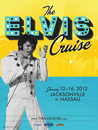 Elvis cruise, swing dancing at sea, big band theme cruises, sports theme cruises