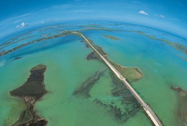Great drives: new $330 million road across Florida Keys is green, safe and scenic
