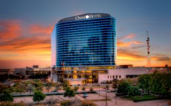 Best green hotels in USA: Omni Dallas LEED certified