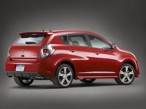 Best used car buy: 2009 Pontiac Vibe