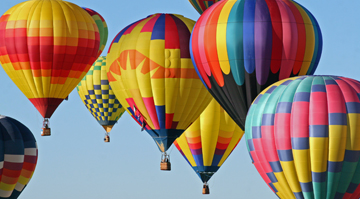 2012 Albuquerque International Balloon Fiesta