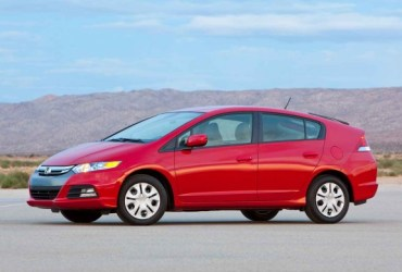 Honda hybrid sales pass one million worldwide; Insight, Civic sales leaders