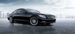 2013 Mercedes CL600 coupe