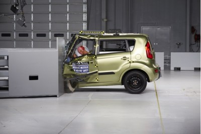 IIHS crash testing safety ratings