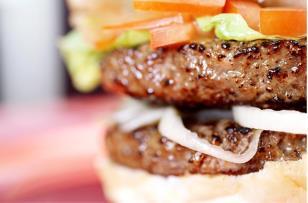 hamburger-grill