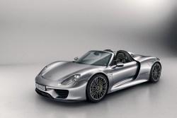 Porsche introduces new 2014 models