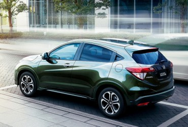 Honda launches new Vezel Hybrid SUV