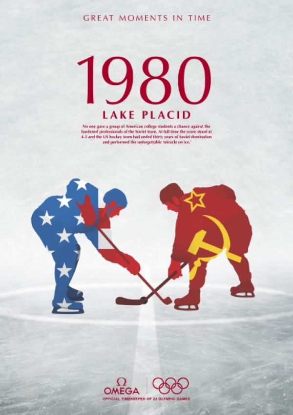 Image result for the miracle on ice during the 1980 winter olympics
