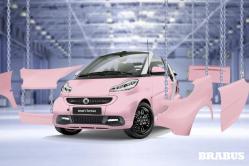 Enter to win a Brabus Smart car