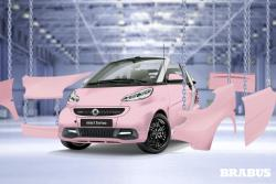 Enter to win a Brabus Smart car