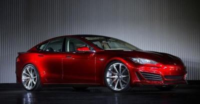 saleen 4Sixteen Tesla S