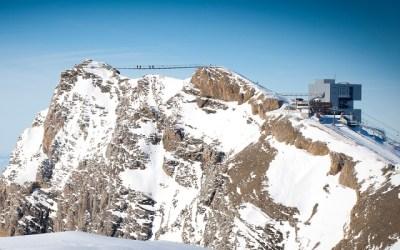 glacier 3000 peak walk