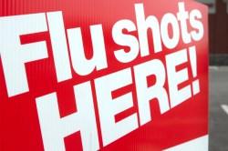 Ebola virus and flu shots