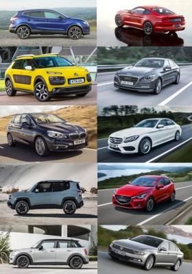 World's best 2015 cars