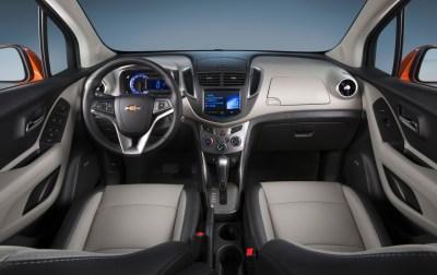 best cars under $25,000 2015 Chevrolet Trax