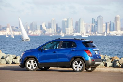 best 2015 cars under $25,000 chevrolet trax