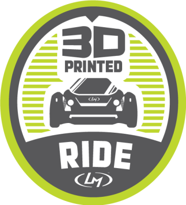 3dprintedride
