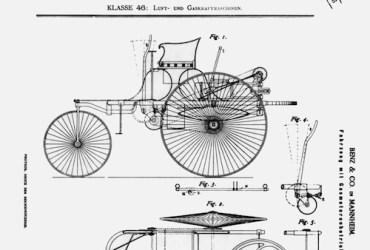 Happy 130th birthday of the automobile