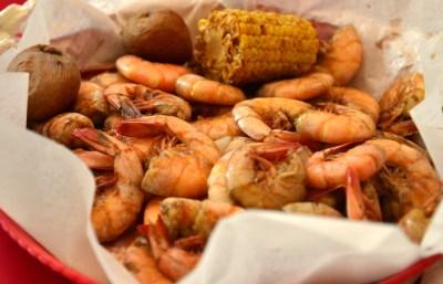Shrimp-Basket