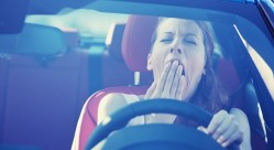 Asleep at the wheel: dangers of drowsy driving