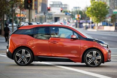 BMW ReachNow car sharing