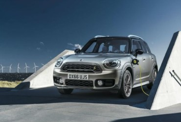 MINI introduces plug-in hybird