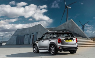 MINI introduces plug-in hybrid
