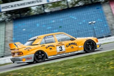 Mercedes-Benz racetrack experience