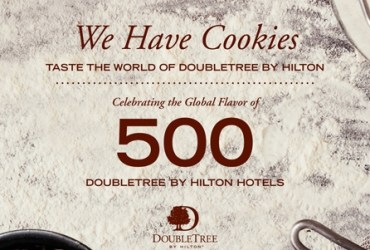 Free cookbook from DoubleTree Hotels