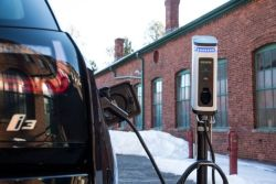 EV chargers in national parks