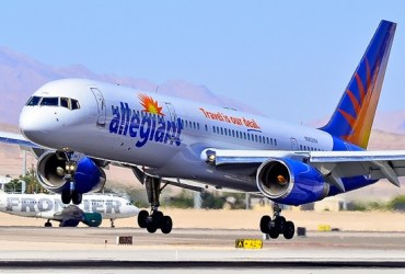 Allegiant Air Offers Free Perks for Military