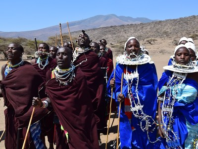 Masai @ecoxplorer via UNESCO
