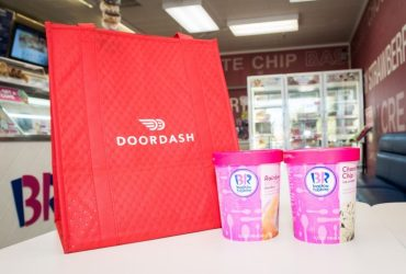 Baskin-Robbins Launches National Ice Cream Delivery