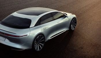 Lucid Motors Wants To Be The Next Tesla
