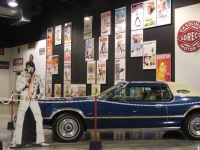 Elvis car Tupelo Auto Museum@ecoxplorer