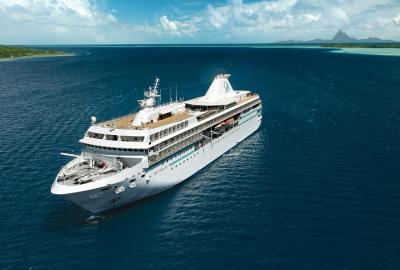 cruise to Tahiti