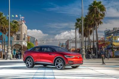 VW concept SUV