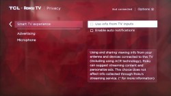 Smart TV Privacy Issues: It's Watching You